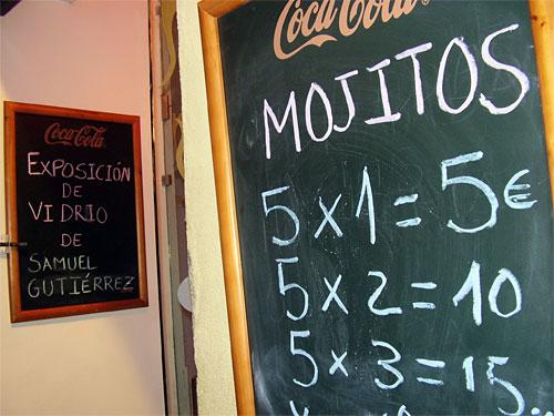 mojito-multiplicar